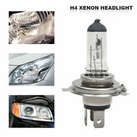 H4 100w Xenon Super Standard Clear Halogen Headlight Lamps Light Bulbs 12v