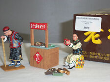 KING AND COUNTRY HK161M STREETS OF OLD HONG KONG CHINESE CLOCK REPAIR MAN SET