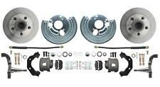 Mopar 1962-74 B & E Body Standard Disc Brake Conversion Kit Wheel Kit Only
