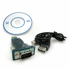 USB 2.0 to Serial Adapter RS232 convertor converter DB9
