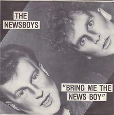 "THE NEWSBOYS - bring me the news boy / alternative 45"""