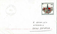 MS RUM HART GERMAN PASSENGER SHIP CACHED COVER