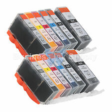 12* PACK PGI-225 CLI-226 Ink for Canon Printer PIXMA iX6520 MG6120 MG8120 *2PGI