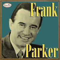 FRANK PARKER CD Vintage Vocal Jazz / Old Romantic Songs Let Me Love You Jealous