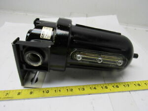 "Parker 08F48AC Pneumatic Compressed Air Filter 3/4"" NPT"