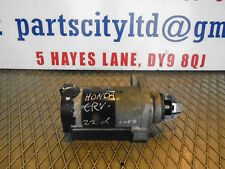 HONDA CR-V EX I 2.2 CDTI 2008 ENGINE STARTER MOTOR M002T85871  BREAKIN/PARTS