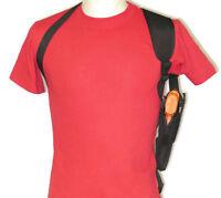 "Shoulder Holster for Springfield XDS 4"" Barrel Single Stack Mag - Vertical Carry"