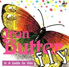 IRON BUTTERFLY - IN A GADDA DA VIDA CD (1968) US PSYCHEDELIC-ROCK KLASSIKER