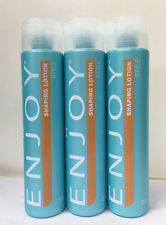 Enjoy Shaping Lotion 10.1 oz 3 PIECE SPECIAL