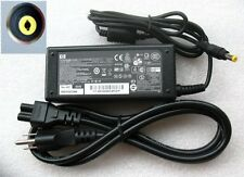 GENUINE for HP 65W AC ADAPTER CHARGER  DV5000 DV6000 TX1000 TX2000 146594-001