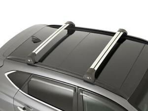 Genuine Hyundai Roof Racks - Flush mount