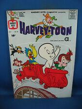 HARVEY HITS 46 NM HARVEYTOON CASPER BABY HUEY AUDREY FILE 1961
