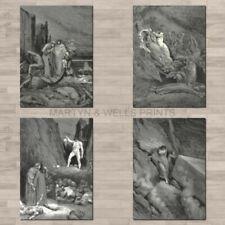 Paper Illustration Art Famous Paintings/Painters Art Prints