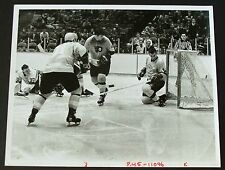 Philadelphia Flyers 1968-69 2nd Year Original Photo~Dornhoefer~Gendron~Rare!