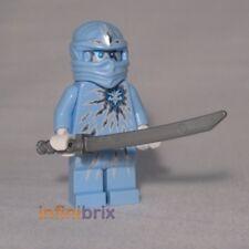 Lego NRG Zane Minifigure from set 9590 Ninjago NEW njo069