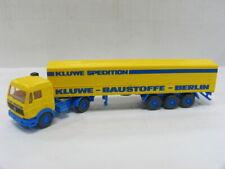 WIKING LKW MB Kluwe Spedition Baustoffe Berlin 1:87 // UU3660