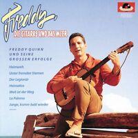 """FREDDY QUINN """"FREDDY,DIE GITARRE UND DAS MEER"""" CD NEU!!"""
