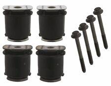Para Seat Alhambra 1.8i 1.9TDi 2.0TDi EJE TRASERO SUBFRAME Montaje Kit Set 10 > en Bush