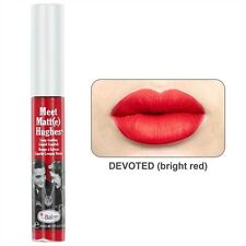 The Balm Cosmetics -Meet Matte Hughes Long Lasting Liquid Lipstick - Devoted