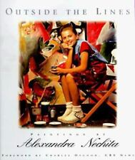 Outside the Lines : Paintings by Alexandra Nechita - Hardcover - Free Shipping