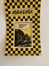 Bg-147 It'S A Beautiful Day Fillmore Postcard Abba Zaba- Ad Handbill