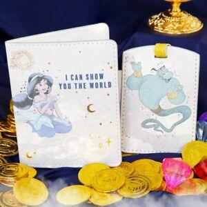 Disney Passport Holder and Luggage Tag Set