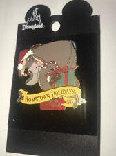 Disney Pin Pooh Eeyore Hometown Holidays 1999 Christmas Disneyland