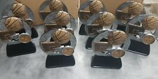10 x 135 mm Basketball Trophies. Other Quantities also available