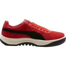 Puma GV Special Lux Mens (Size 8.5 - 13) High Risk Red / Black / White 369281 01