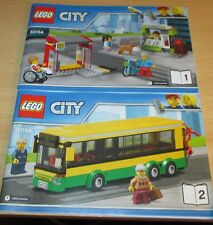 Lego City - Bauanleitung - 60154 - Construction