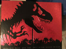 Jurassic Park 1 and 2 Deluxe Edition collectors