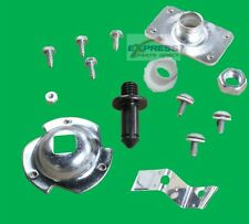 WE25X205 Rear Drum Bearing Kit for General Electric Dryer AP2619102, PS267583