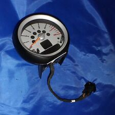 2008-2010 MINI Cooper, 8201384 Tachometer Gauge: RPM