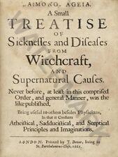 Stregoneria 1665 BOOK COVER vengono stampate solo ARTE POSTER hp3807