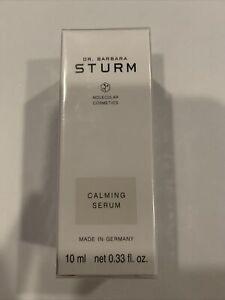 Dr. Barbara Sturm Calming Serum 10 ml / 0.33 oz NIB *Sealed*