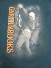 GARTH BROOKS 2008 Los Angeles Firefighters Concert T-SHIRT M Country Music LA