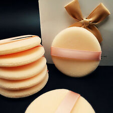 Sponge Beauty 5PCS Facial Powder Puff Pads Face Foundation Makeup Cosmetic Tool
