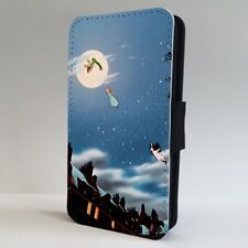 Peter Pan Disney Characters FLIP PHONE CASE COVER for IPHONE SAMSUNG