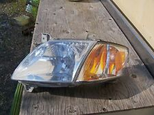 Mazda MPV headlight with indicator Left (have right in Stock)