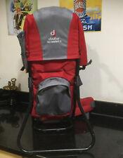 Deuter kid comfort I Baby Carrier Backpack Excellent quality & Condition Comfort