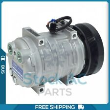 A/C Compressor for Blue Bird All American FE, All American RE, Commercial ... QU