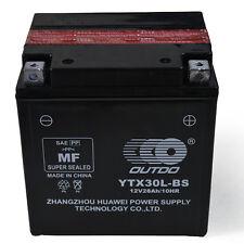 YTX30L-BS YIX30L-BS Battery for Bombardier Sea-Doo  1500 GTX 4-Tec, RXP  03-07