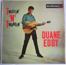 Duane Eddy- signed - Have twangy guitar will travel LP 1958