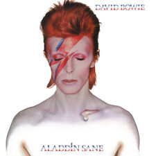 David Bowie - Aladdin Sane - 180 Gram Remastered Vinyl LP  *New & Sealed*