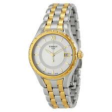 Tissot T-Lady Ladies Quartz Two-Tone Watch - T0722102203800 NEW