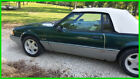1990 Ford Mustang LX 5.0 1990 Ford Mustang LX 5L V8 RWD Convertible Leather Interior 4-Speed Auto Trans