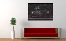 BLACK FERRARI 599 GTO NEW GIANT LARGE ART PRINT POSTER PICTURE WALL