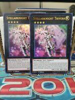 NM Stellarknight Triverr MP15-EN165 1st Ultra Yugioh