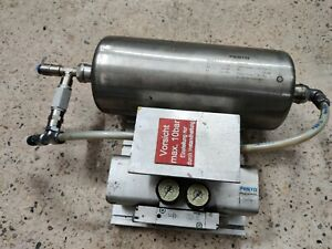 Festo Druckbooster Druckerhöher DPA-40-16-CRVZS2