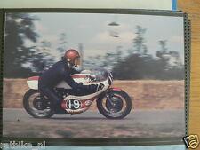 S1245-LEO BOVEE YAMAHA 250CC HILVARENBEEK 1974 NO 19 PHOTO COLOR MOTO GP
